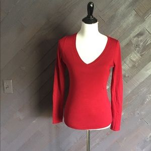 Ann Taylor Red Cardigan 🌹🌹🌹